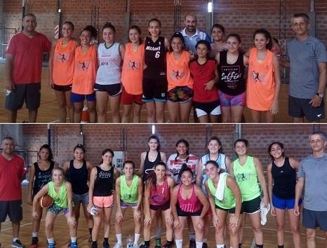 El programa de selecciones femeninas pasó por Paraná