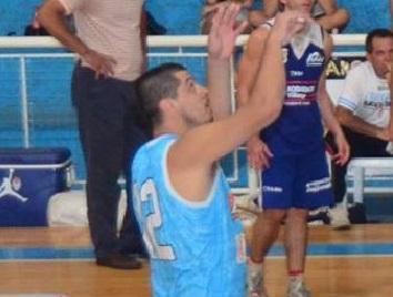 Sebastián Molina Cano, el destacado de la semana 8