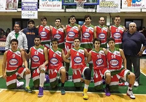 "Liga provincial: Neptunia se llevó el tercer juego y quedó ""match point"""