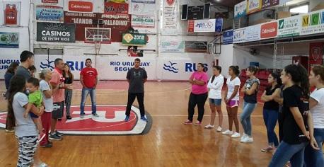Rocamora será el representante entrerriano en la liga nacional femenina