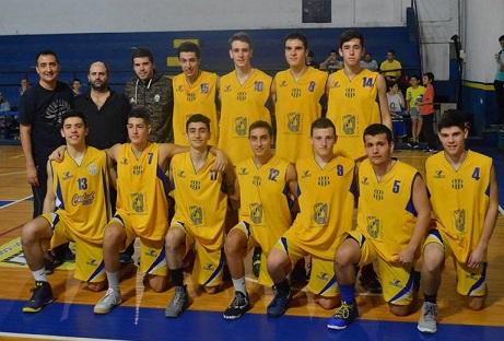 Liga provincial masculina U19: definidos los semifinalistas