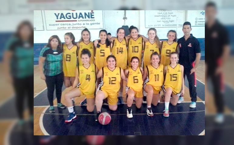 Femenino: Paraná y Villaguay, invictos en el entrerriano de selecciones
