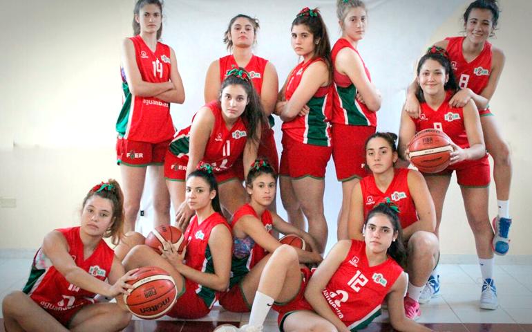 Triunfo de Entre Ríos en el arranque del Argentino Femenino U17