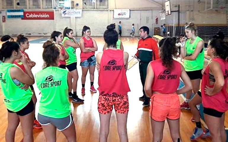 Entre Ríos, a horas del debut en el Argentino Femenino U17