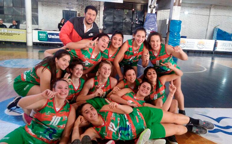 Entrerriano Femenino: Paraná campeón entrerriano U17