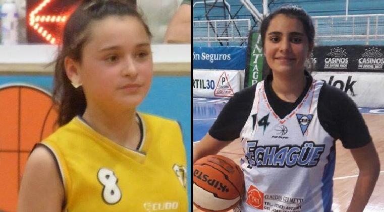 Plantel y concentración rumbo al Argentino Femenino U13