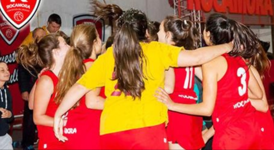 Rocamora se ilusiona en la Liga Nacional Femenina U15