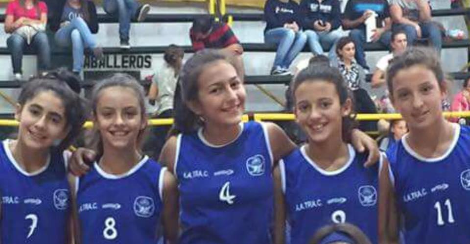 Parque Sur jugará la Liga Nacional Femenina U13