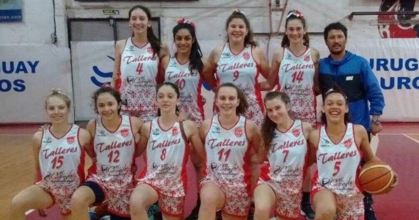 El domingo se define la Liga Femenina U15