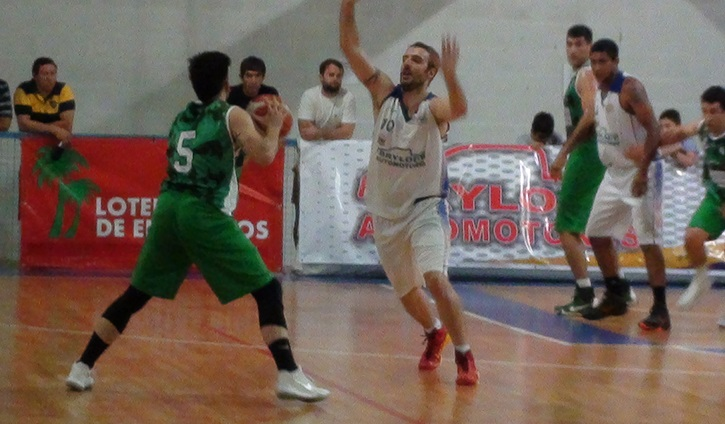 Bancario logró un resonante triunfo en Villaguay