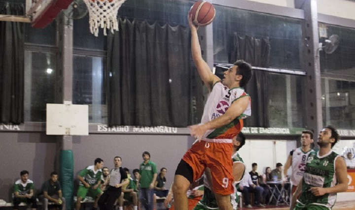 Manuel Lado, el mejor de la Semana 1 de la Liga Provincial