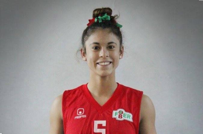Camila Suárez y su ilusión de los Juegos Olímpicos de la Juventud