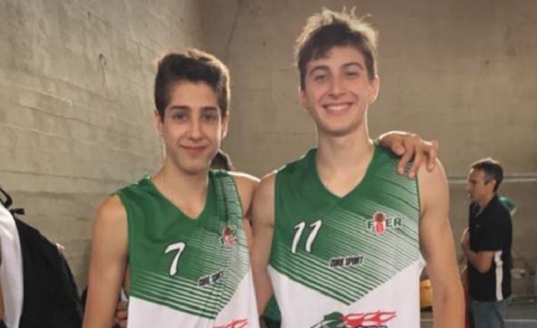 Dos entrerrianos al prestigioso TBF U16 de Turquía