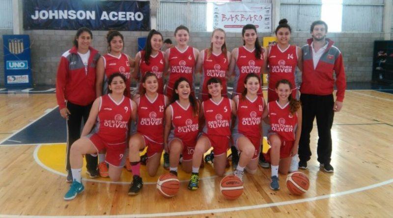 Se juega la fecha decisiva del Entrerriano Femenino de U15 y Mayores 2017