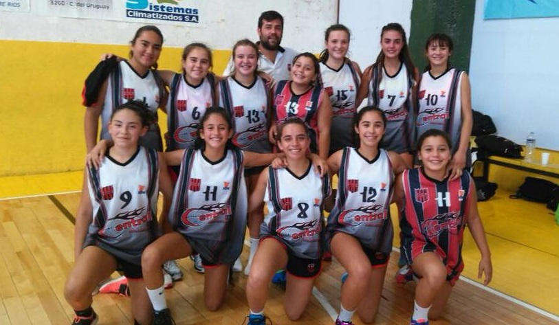 Segunda jornada de la Liga Femenina de Formativas