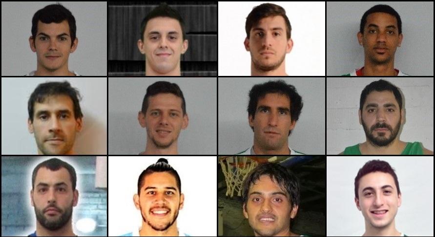 Plantel definido para el 84° Campeonato Argentino de Mayores