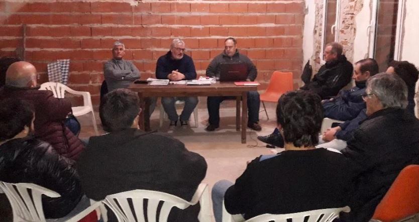 Se realizó la Asamblea Ordinaria de la Asociación de Gualeguaychú