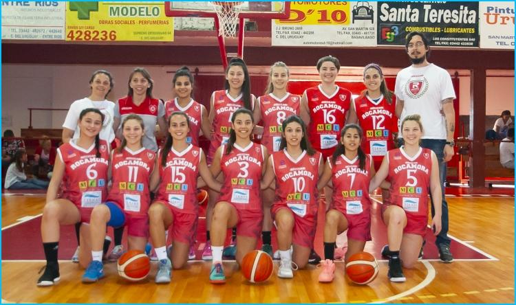 Rocamora juega la semifinal del Argentino de Clubes U17 Femenino