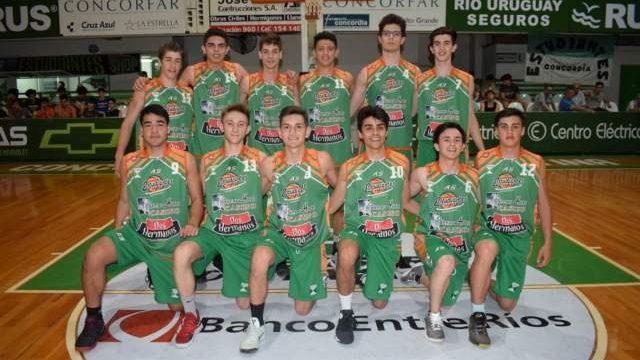 Estudiantes Concordia clasificó a semis de la Liga Nacional U17