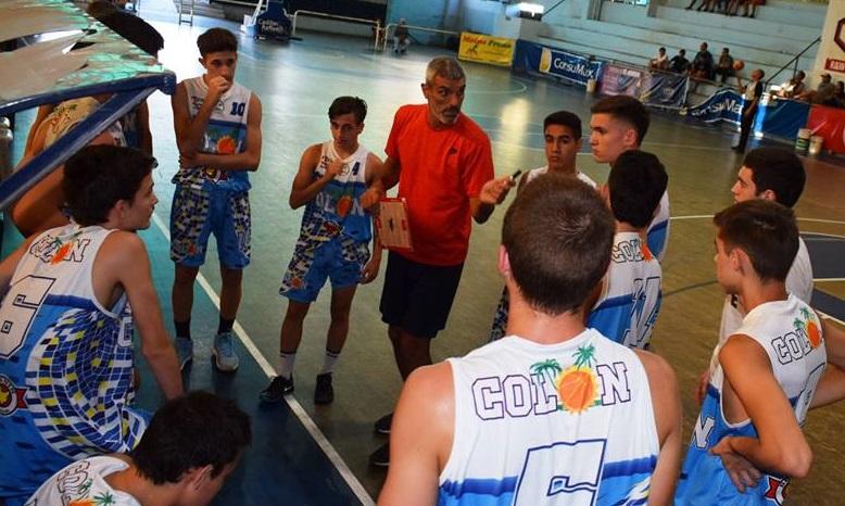 Colón se clasificó al Entrerriano Masculino U17