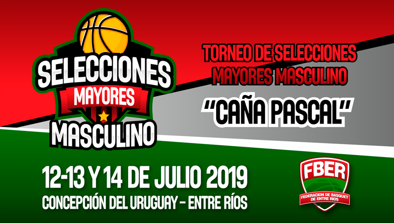 Entrerriano de Mayores: Acreditaciones de Prensa para el Final Four