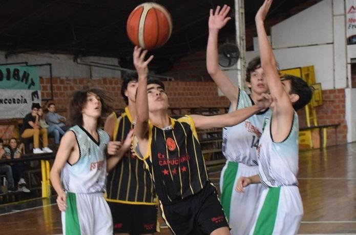 Así continuará la Liga Provincial Masculina U15