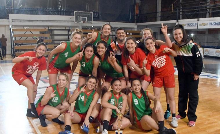 Se disputa el Entrerriano Femenino U17 en C. del Uruguay