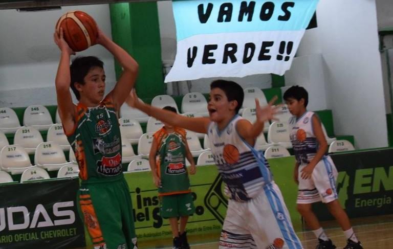 Liga Provincial U13: Se disputan los 4° de Final
