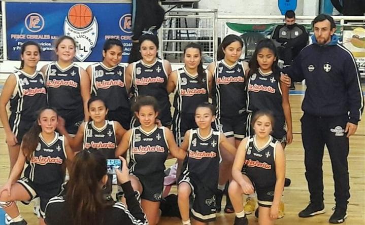 Femenino: Se juegan las Semifinales de la categoría U13