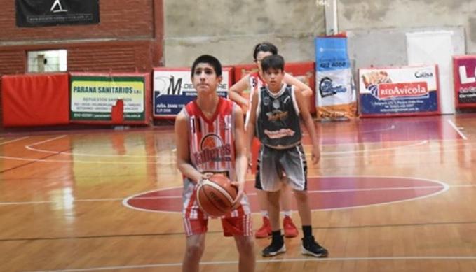 Se jugaron los 4° de Final de la Liga Provincial U13
