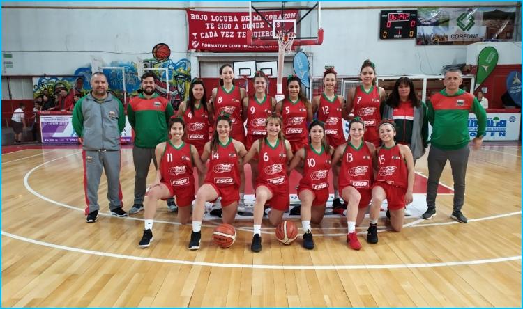 Las chicas entre los cuatro mejores del Argentino U17