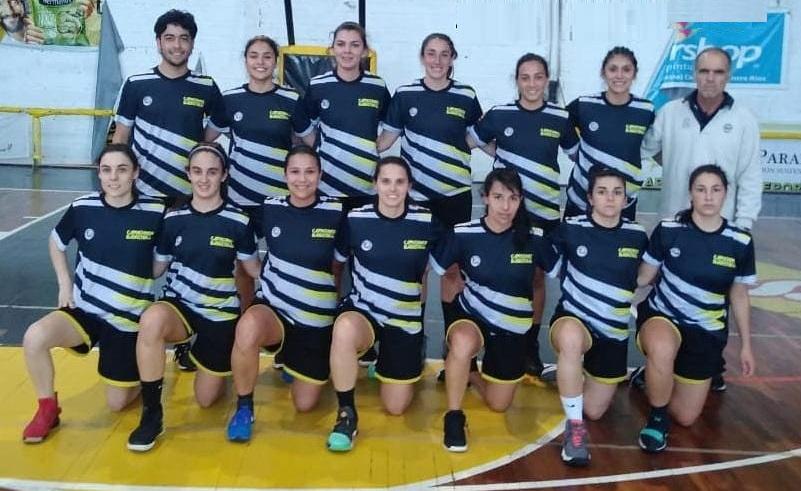 Concordia recibió el segundo cuadrangular de la Liga Femenina