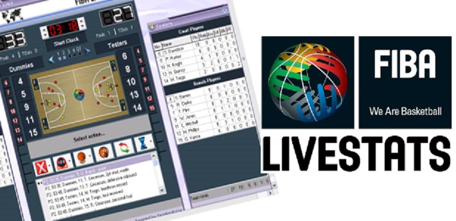 Curso de Estadístico FIBA