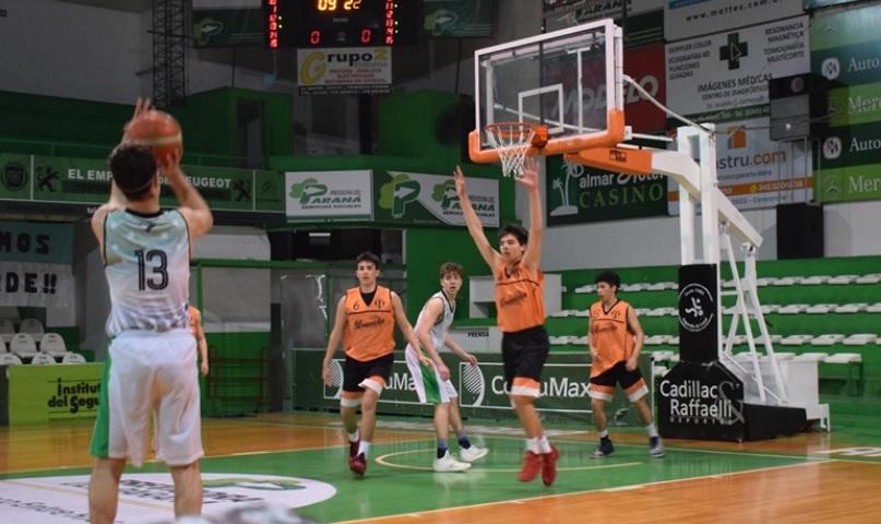 Liga Provincial U17: Continuación de la competencia