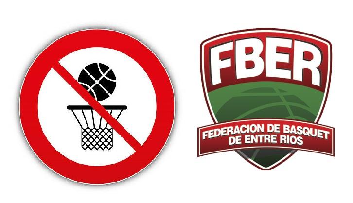 Suspensión de las competencias de la FBER