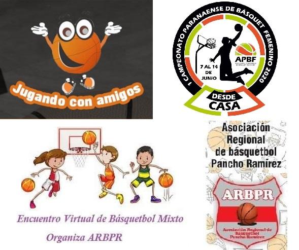 Las Asociaciones realizan torneos y encuentros virtuales