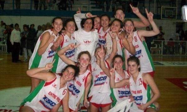 Una década atrás Entre Ríos lograba en casa el título nacional U17