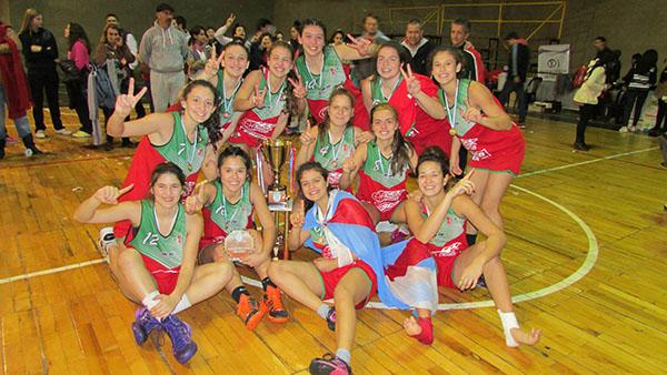 Argentino Femenino U17 2015: La gloria para las chicas entrerrianas