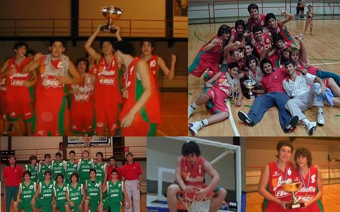 Nuestros campeones: Entre Ríos se alzó con el título nacional de Preinfantiles 2008