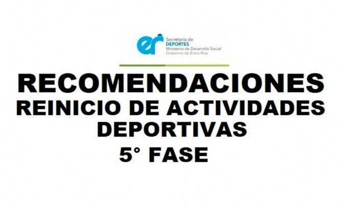 Nuevas disposiciones del Gobierno Provincial para la práctica de básquetbol