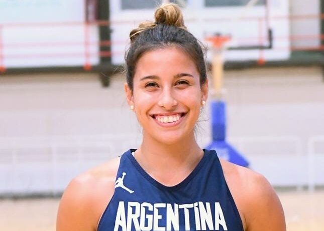 Agustina Marín y su ilusión del Premundial U18