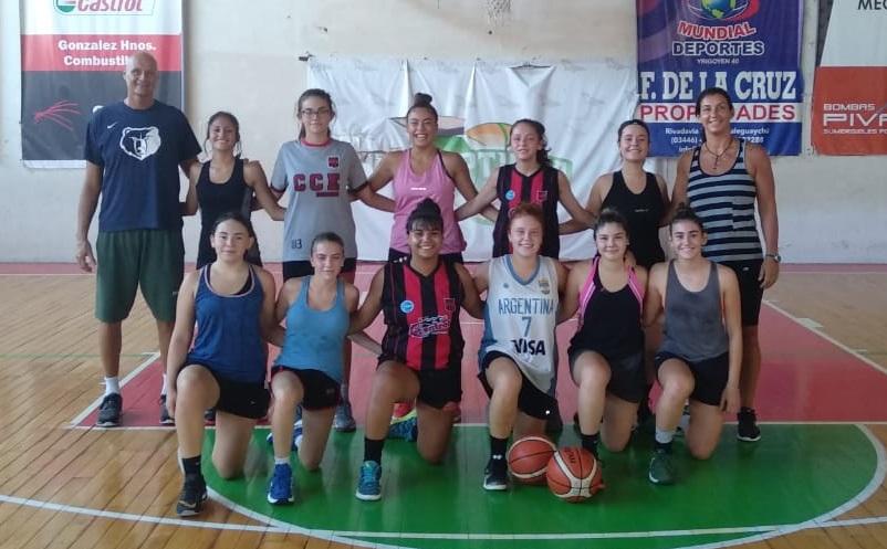 Gualeguaychú se alista para el Entrerriano Femenino U17