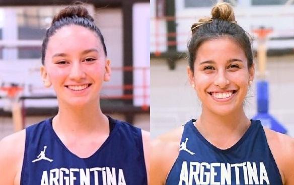 Navarro y Marín vuelven a entrenar con la Preselección Nacional U19