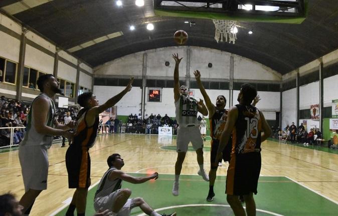 Bancario se quedó con el primer punto de semifinales