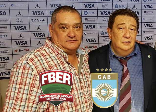 La FBER se reunió el presidente de CAB Fabián Borro