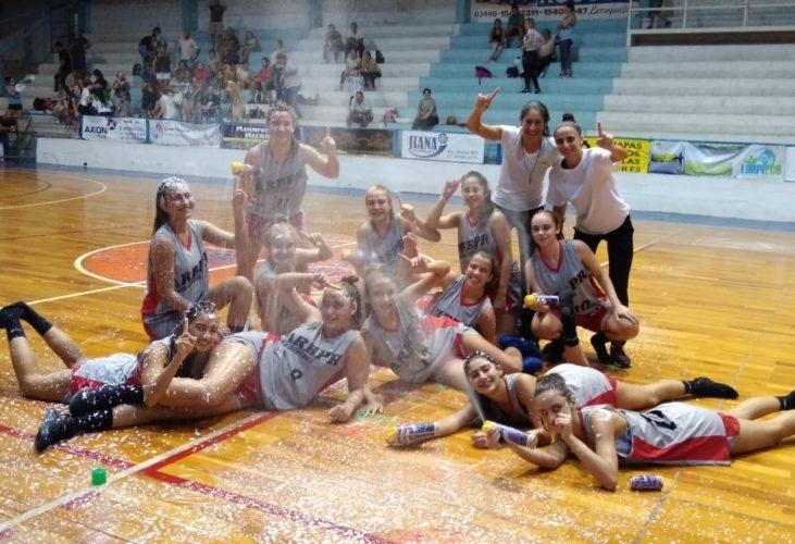 Colón y Villa Elisa reciben el Entrerriano Femenino U15